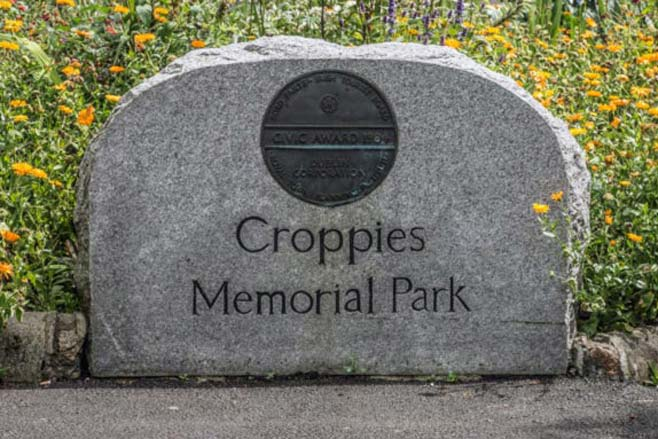 Granite Memorial Headstone