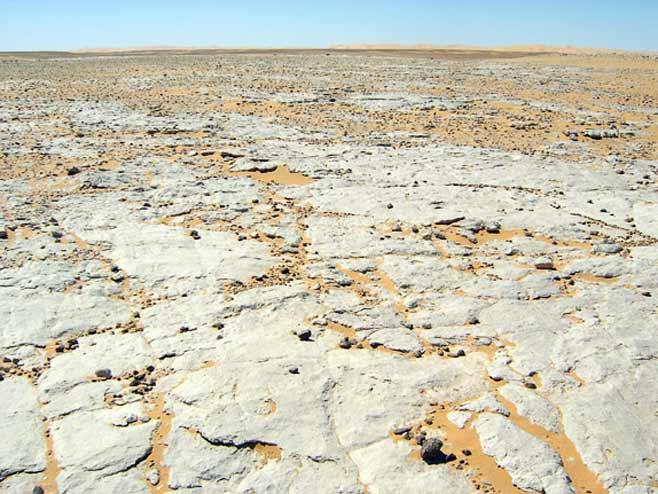 Limestone Desert