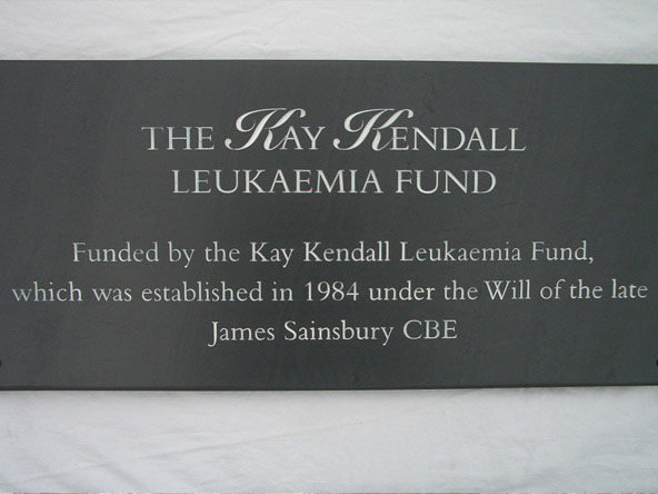 rectangle commemorative slate plaque