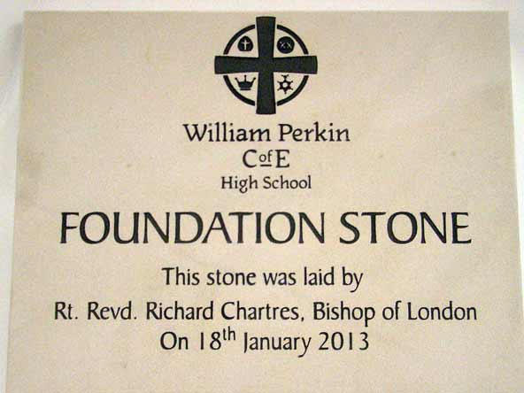 sandstone foundation stone