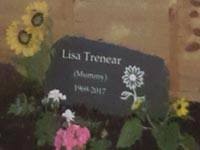headstone for mummy lisa thumbnail