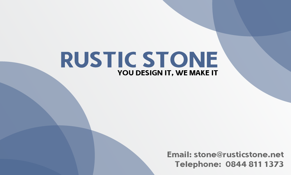 how to use rustic stone design tool